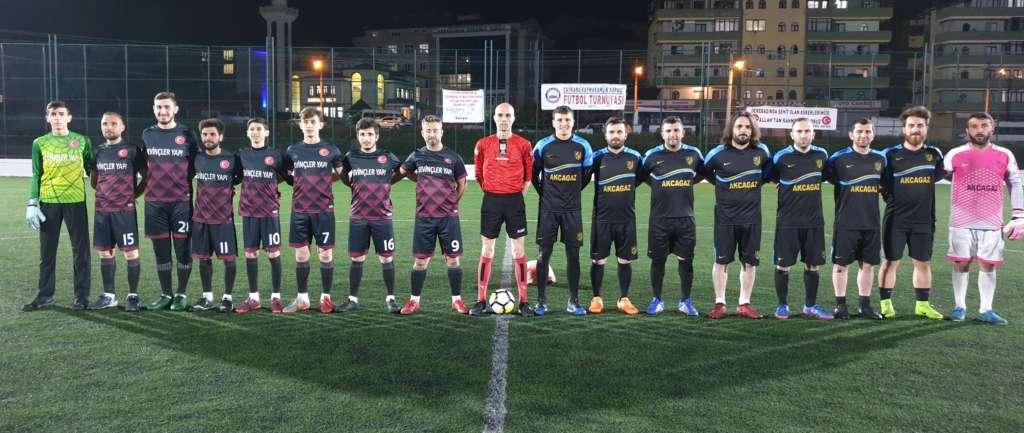 Kupada; Eğriderespor ve Raşispor Yarı Finalde 1