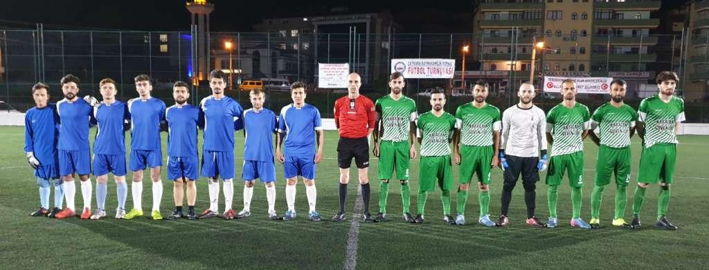 Kupada; Uzungöl ve Karaçam yarı finalde 4