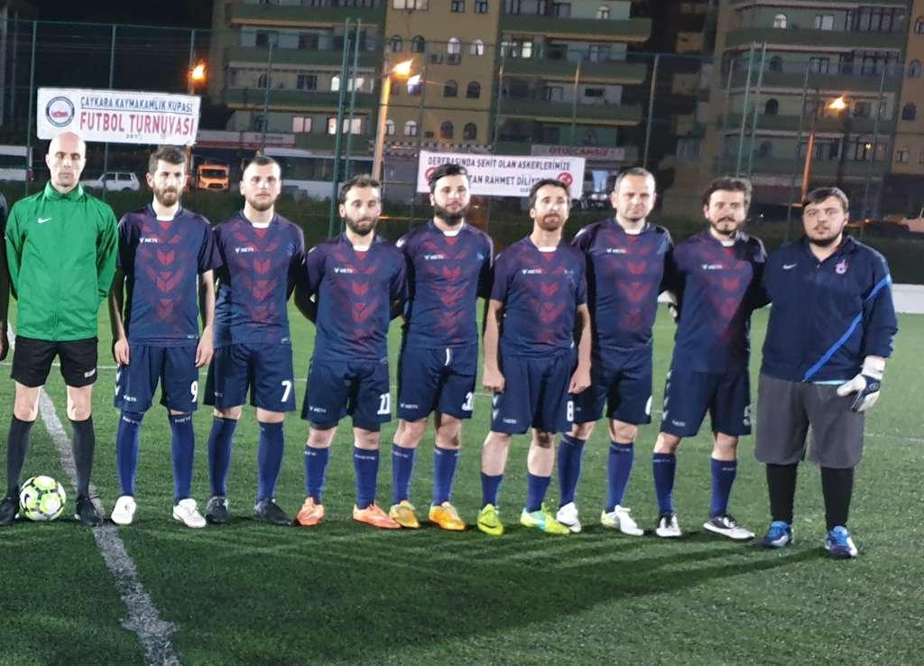 Yeşilalan Milli Gençlikspor ve Eğriderespor çeyrek finalde 3