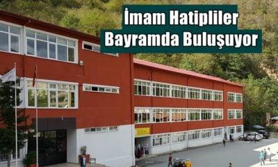Çaykara Şehit Ahmet Çamur Anadolu İmam Hatip Lisesi mezunları bayramda buluşuyor
