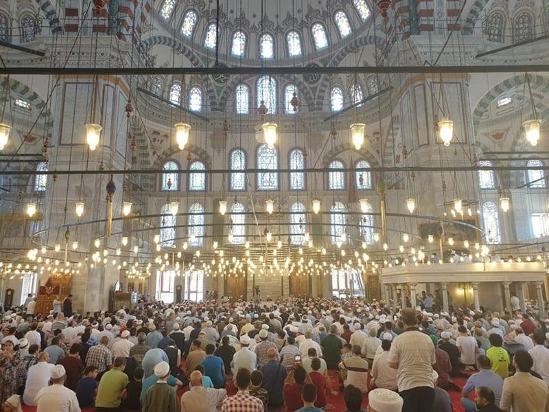 Çaykaralı Şeyhul Kurra Ali Şahin Hoca 48 öğrenciye Aşere Takrib Tayyibe icazeti verdi 1