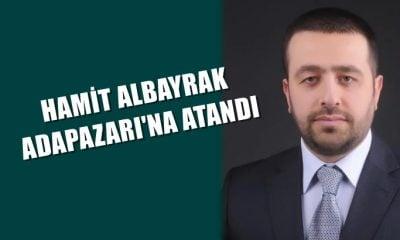 Cevdet Cemal Çıkrık'tan boşalan Adapazarı Müftülüğüne Hamit Albayrak atandı
