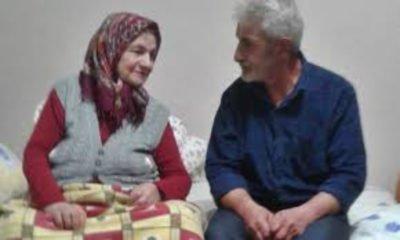 Eğridere'de Rahime Çatal vefat etti