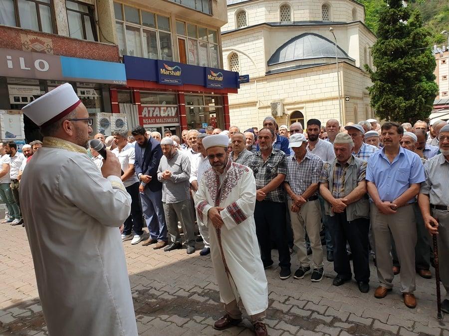 Muhammet Mursi için gıyabi cenaze namazı kılındı 2
