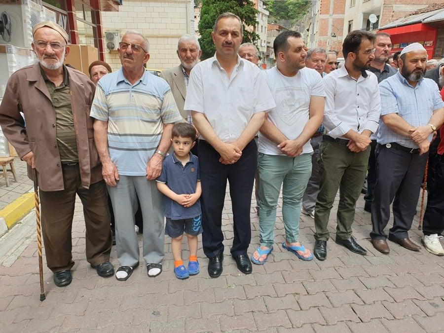 Muhammet Mursi için gıyabi cenaze namazı kılındı 4