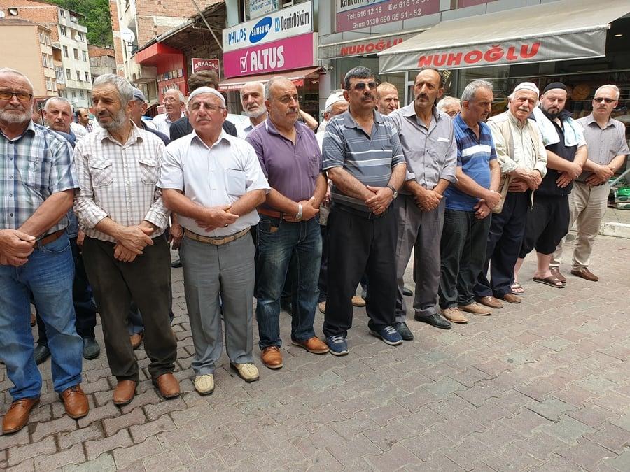 Muhammet Mursi için gıyabi cenaze namazı kılındı 8