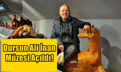 Dursun Ali İnan'dan bir ilk daha!