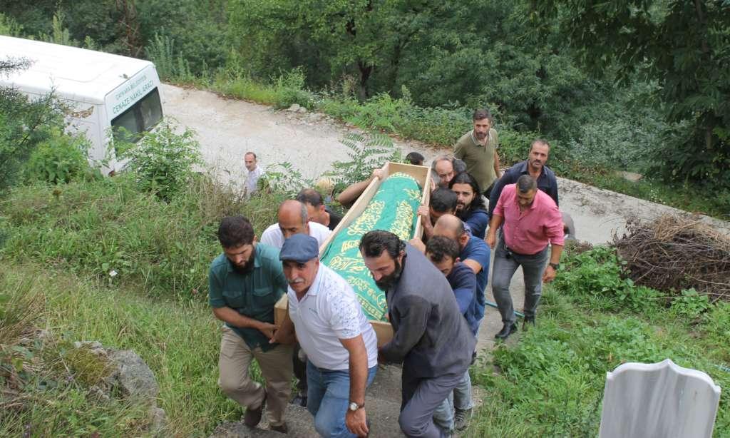 Mehmet Çelebi Taşkıran 'da toprağa verildi 10