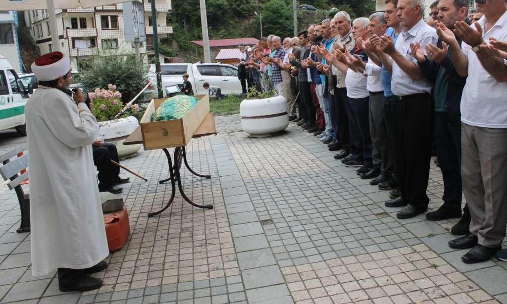 Mehmet Çelebi Taşkıran 'da toprağa verildi 4