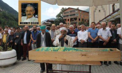 Mehmet Çelebi Taşkıran 'da toprağa verildi