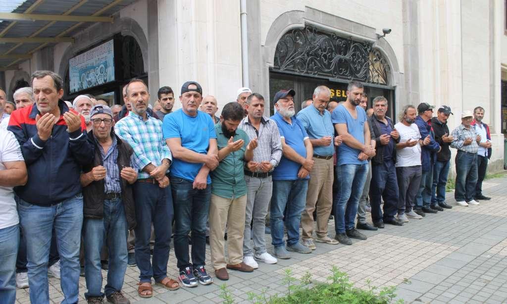 Mehmet Çelebi Taşkıran 'da toprağa verildi 6