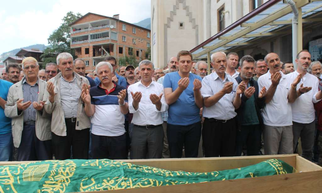 Mehmet Çelebi Taşkıran 'da toprağa verildi 7