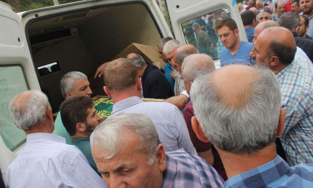 Mehmet Çelebi Taşkıran 'da toprağa verildi 9