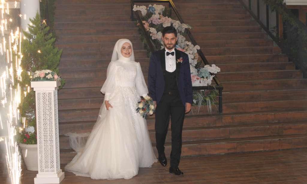 Protokol düğünde buluştu 2