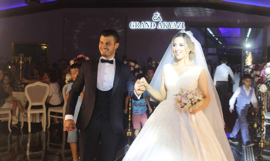 Rüya gibi düğün 1
