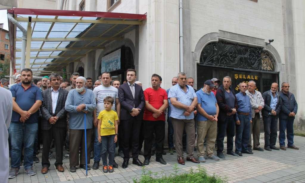 Selahattin Erdoğan Taşkıran' da toprağa verildi 4