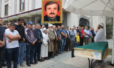 Selahattin Erdoğan Taşkıran' da toprağa verildi