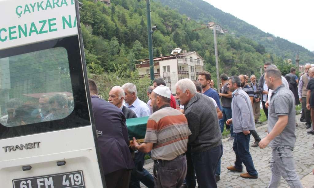 Selahattin Erdoğan Taşkıran' da toprağa verildi 9