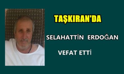 Selahattin Erdoğan vefat etti
