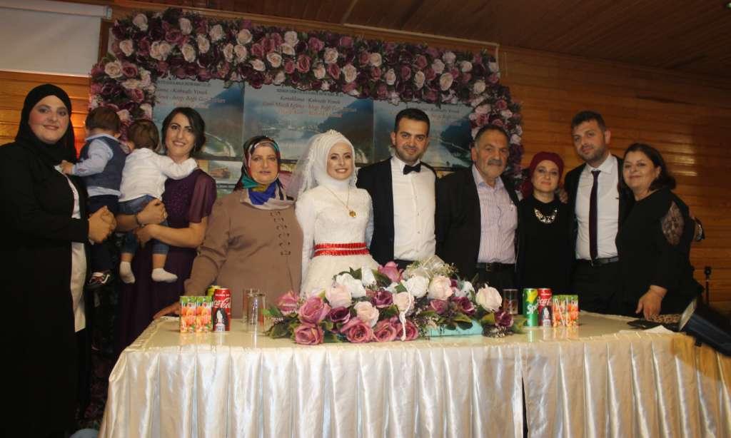 Uzungöl'de Muhteşem düğün 1