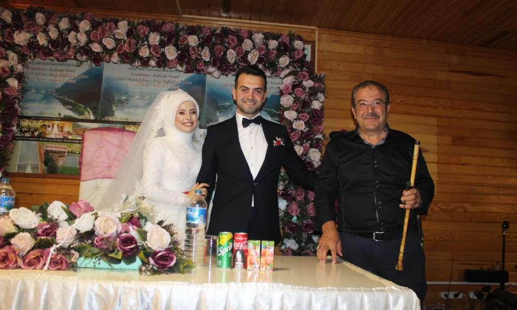 Uzungöl'de Muhteşem düğün 6