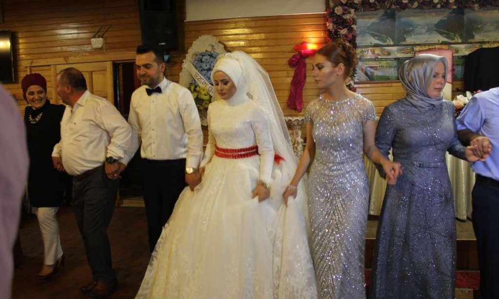 Uzungöl'de Muhteşem düğün 8