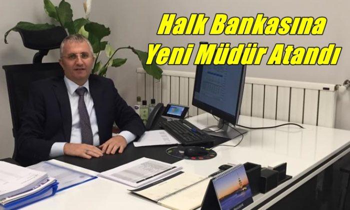 Çaykara Halk Bankası müdürlüğüne Çaykaralı Halil İbrahim Deberoğlu atandı