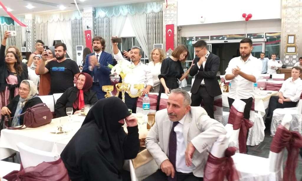 Prof Dr. Alaybey Karoğlu kızını evlendirdi 8