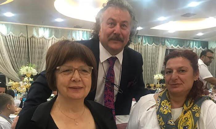 Prof Dr. Alaybey Karoğlu kızını evlendirdi 4