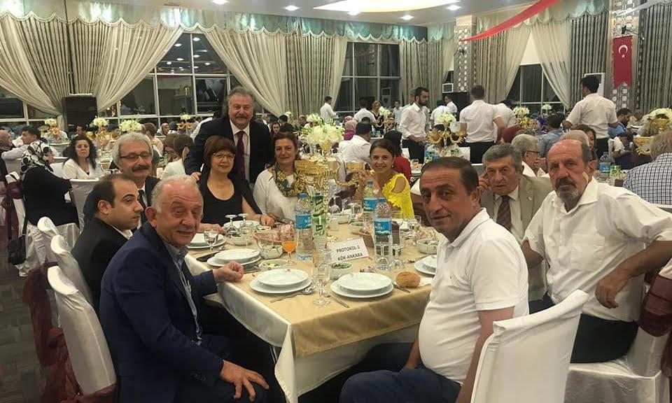 Prof Dr. Alaybey Karoğlu kızını evlendirdi 16