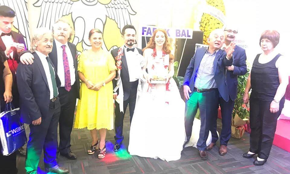 Prof Dr. Alaybey Karoğlu kızını evlendirdi 15