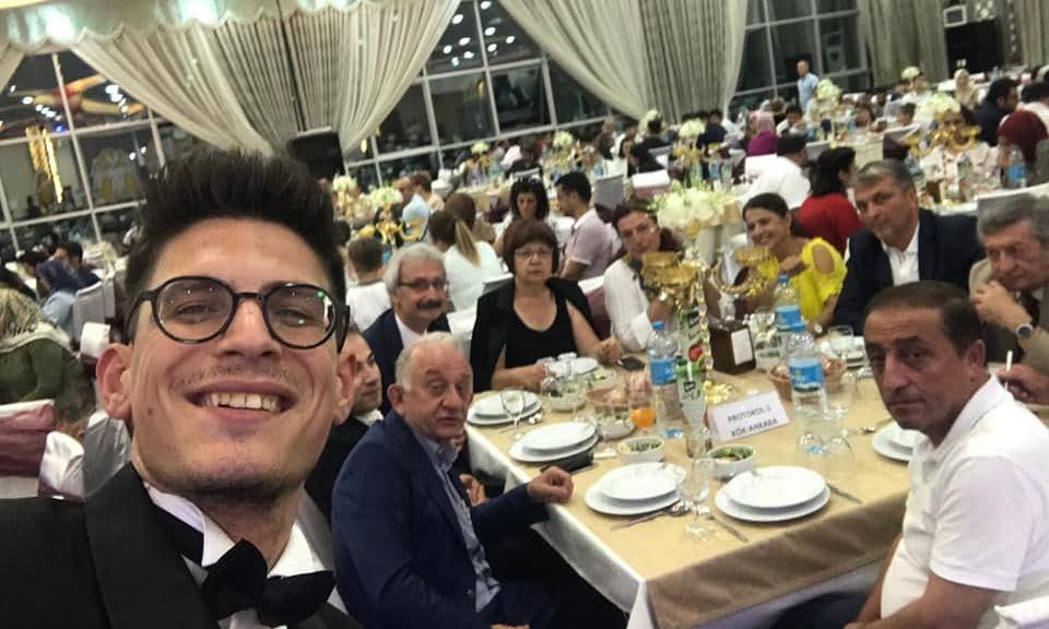 Prof Dr. Alaybey Karoğlu kızını evlendirdi 9