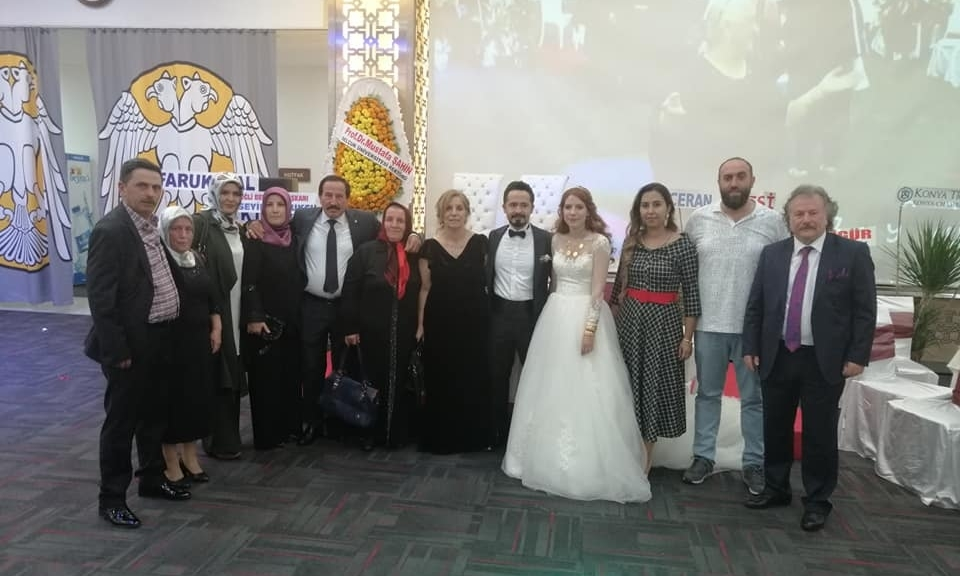 Prof Dr. Alaybey Karoğlu kızını evlendirdi 10