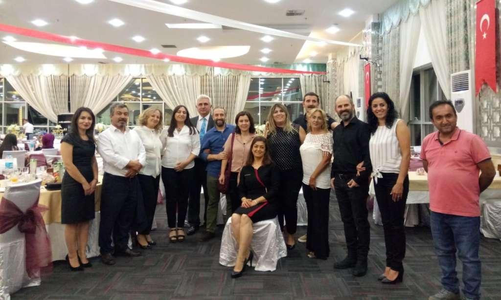 Prof Dr. Alaybey Karoğlu kızını evlendirdi 11