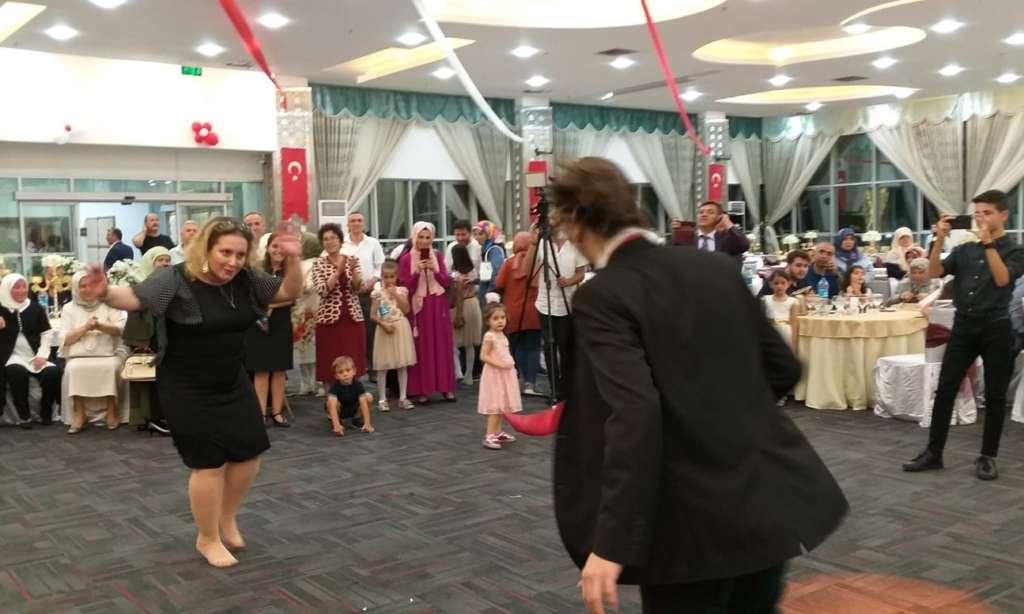 Prof Dr. Alaybey Karoğlu kızını evlendirdi 12