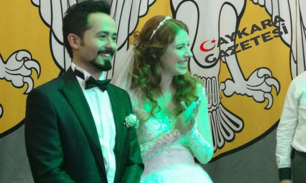 Prof Dr. Alaybey Karoğlu kızını evlendirdi