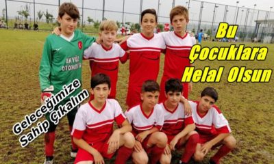Turgut Uçar Trabzon Cup turnuvasında Çaykaraspor'un başarısı