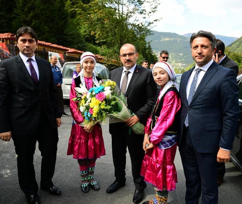 Uzungöl Dursun Ali İnan Müzesi açıldı 1