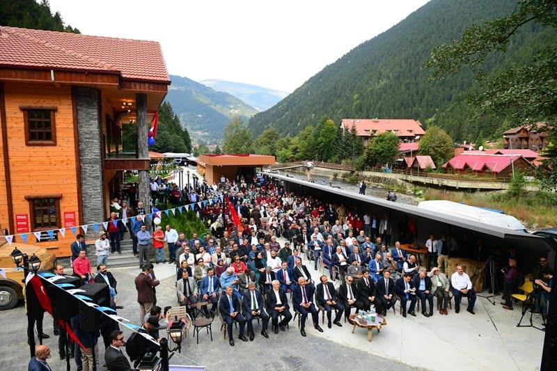 Uzungöl Dursun Ali İnan Müzesi açıldı 3