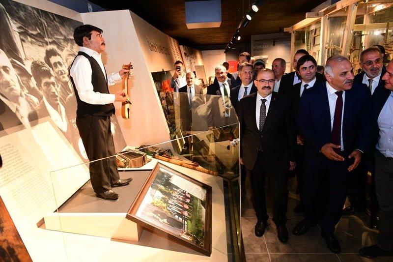 Uzungöl Dursun Ali İnan Müzesi açıldı 5