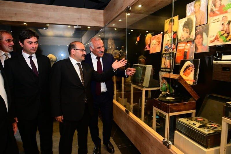 Uzungöl Dursun Ali İnan Müzesi açıldı 6