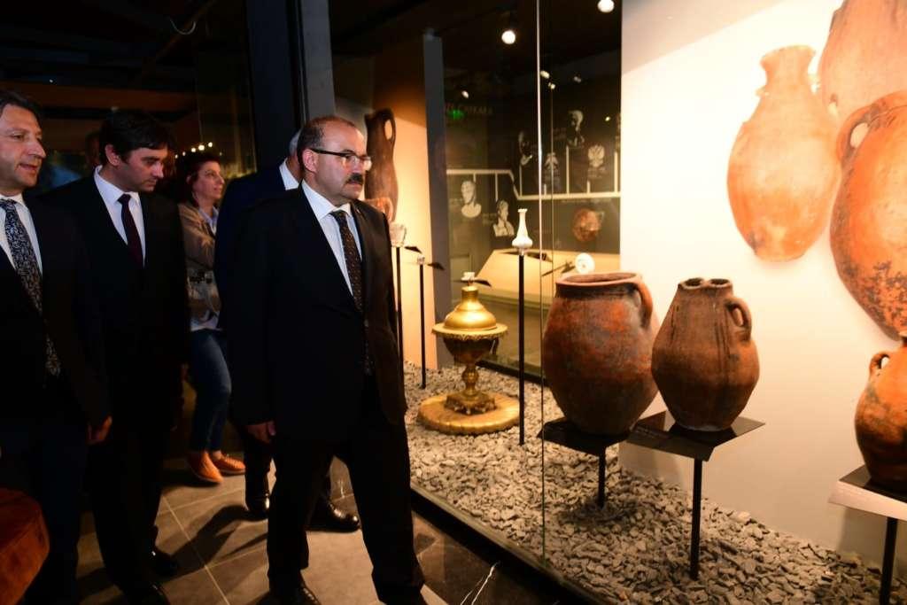 Uzungöl Dursun Ali İnan Müzesi açıldı 7