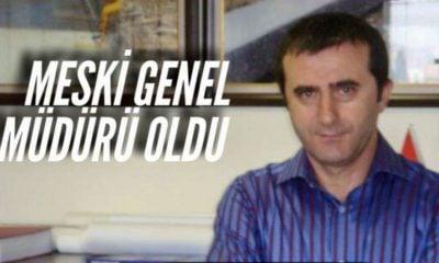 Alaattin Alkaç MESKİ Genel Müdürü oldu