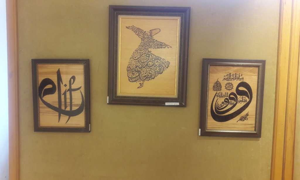 Cumhuriyet sanat  sergisi İl kültür müdürlüğünde açıldı 11