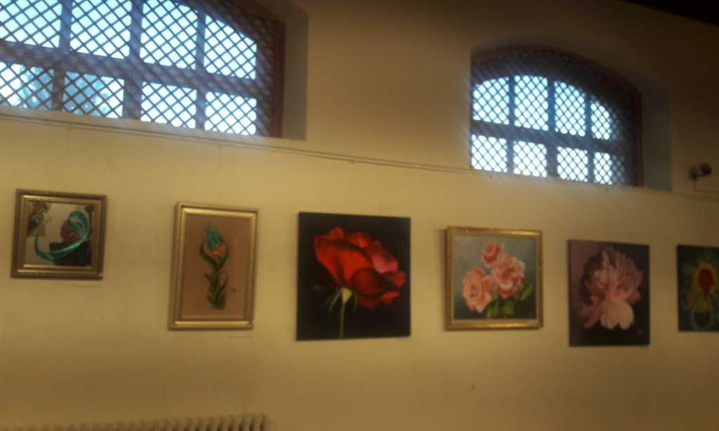 Cumhuriyet sanat  sergisi İl kültür müdürlüğünde açıldı 5