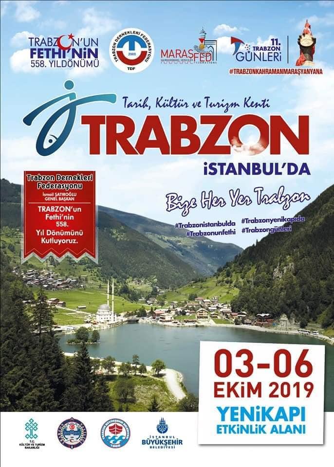 İstanbul Yenikapı Trabzon Oldu Taştı 1