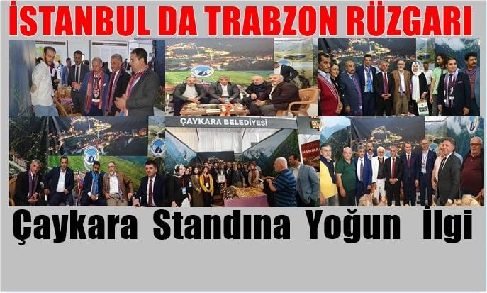İstanbul Yenikapı Trabzon Oldu Taştı