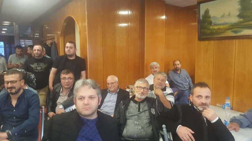 Of Çaykara Kültür Yardımlaşma ve Dayanışma Derneği Olağan Genel Kurulu Yapıldı 1