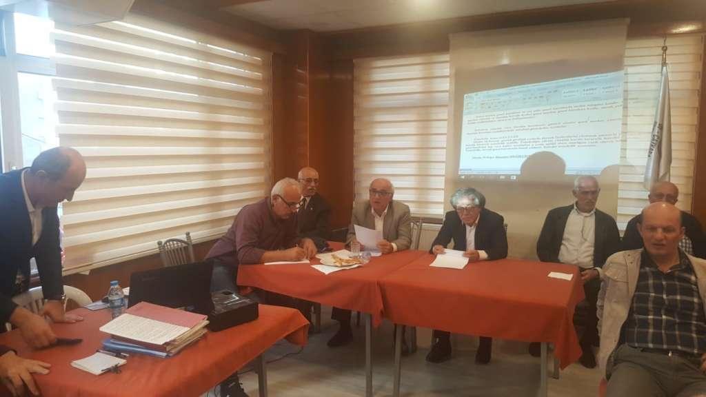 Of Çaykara Kültür Yardımlaşma ve Dayanışma Derneği Olağan Genel Kurulu Yapıldı 4