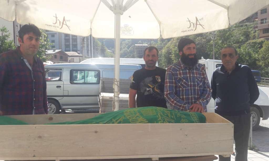 Taşkıran'da Fatma Erdoğan'a son görev 1
